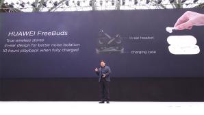 Huawei FreeBuds ©Huawei, YouTube