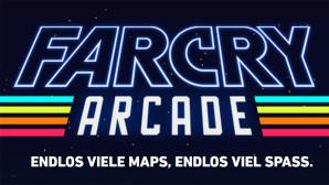 Far Cry Arcade ©Ubisoft