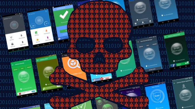 Falsche Sicherheits-Apps ©iStock.com/MartialRed