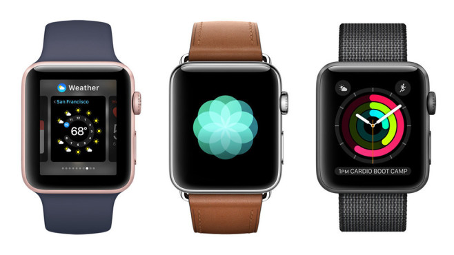 Apple repariert Akkus der Apple Watch Series 2 teils gratis