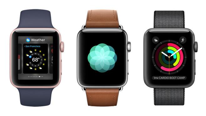 Apple Watch Series 2 ©Apple / Computer BILD