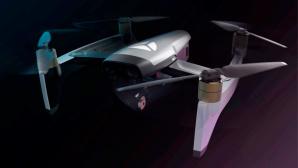 Yuneec Drohne Designstudie ©Yuneec Designworks Drohne Designstudie
