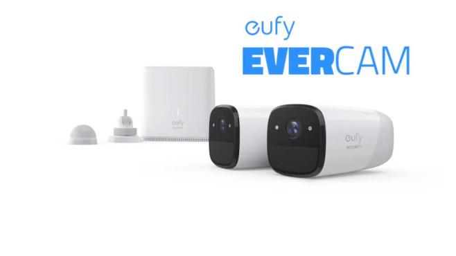 Eufy EverCam und Zubehör ©Eufy Security