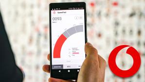 100 Mbit/s im LTE-Netz von Vodafone ©Vodafone