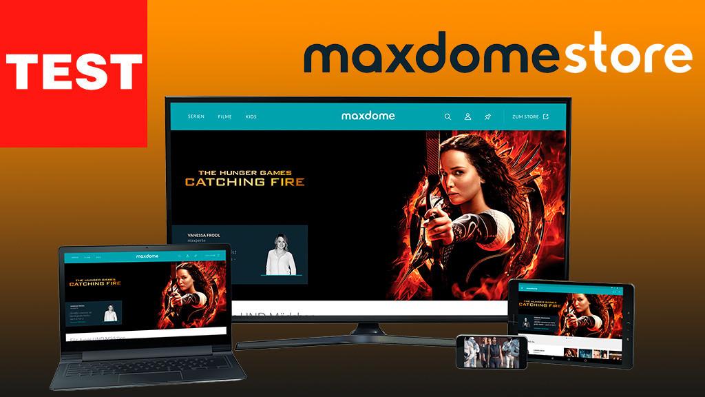 Store Maxdome