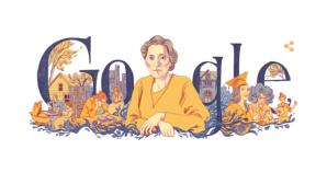 Google Doodle Alice Salomon ©Google