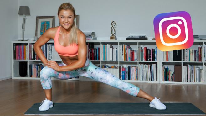 Sport-Influencer ©7NXT Health GmbH