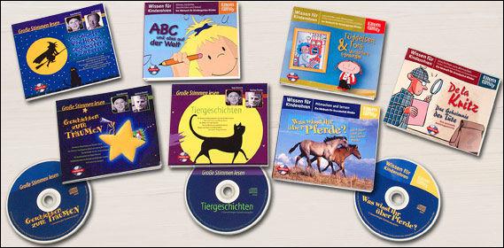 Schnäppchen-Tipp: Kinder-Hörbücher für 2,99 Euro ab 3 ...