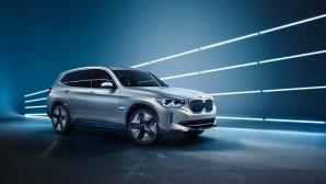 BMW iX3 ©BMW Gruppe