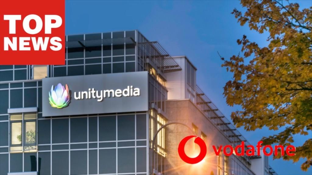 Internet-Fusion: Vodafone will Unitymedia kaufen
