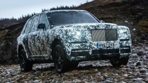 Der Rolls-Royce Cullinan ©Rolls-Royce