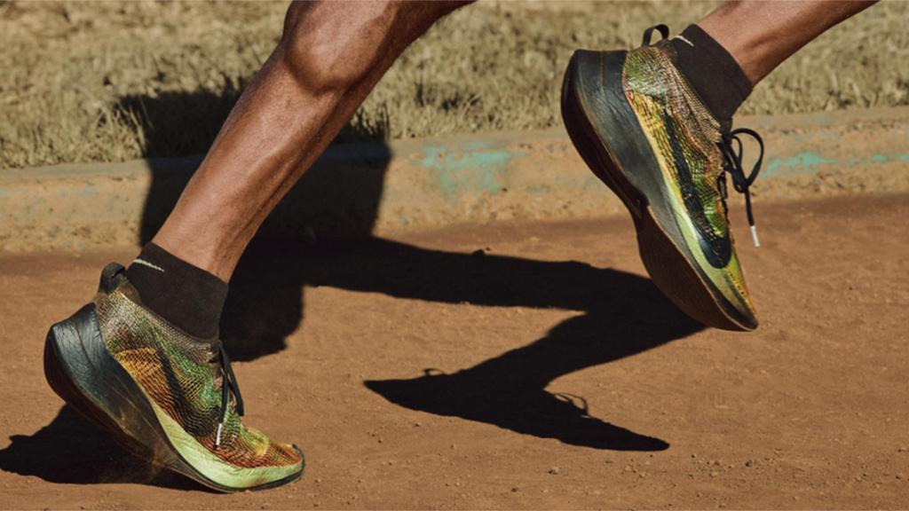 Flyprint: Nike produziert Laufschuhe im 3D-Drucker