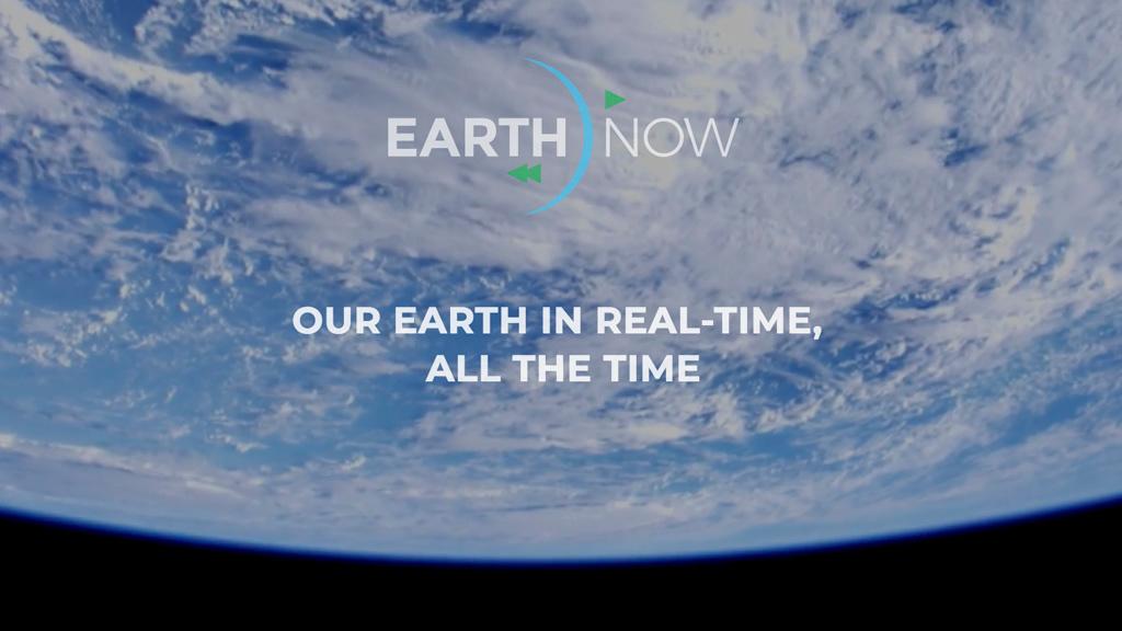 EarthNow: Gibt es unsere Erde bald live im Internet?