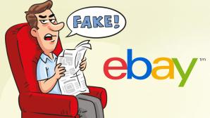 Ebay Fake-Mail ©ebay, iStock.com/kbeis