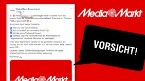 Media-Markt-Gutschein ©Media-Markt