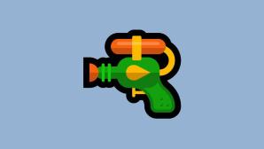 Wasserspistole, Emoji ©Microsoft