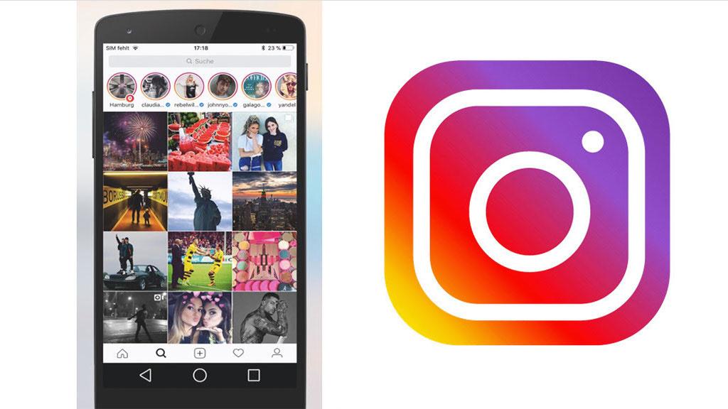Instagram: Soziales Netzwerk bringt den Download-Button