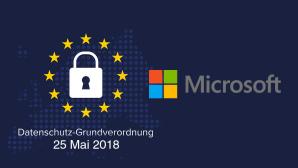 Microsoft reagiert auf die Datenschutz-Grundverordnung ©Microsoft, iStock.com/Pe3check