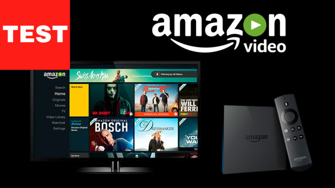 Amazon Video im Test © Amazon, COMPUTER BILD
