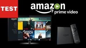 Amazon Video im Test©Amazon, COMPUTER BILD