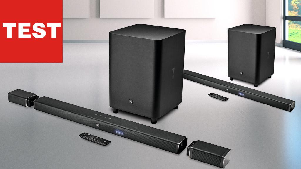 Soundbar-Test: JBL Bar Studio, 3.1 und 5.1 - AUDIO VIDEO FOTO BILD