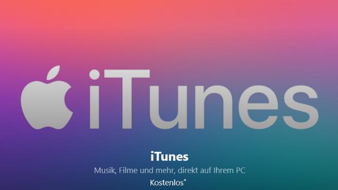 iTunes©Apple, Microsoft, COMPUTER BILD