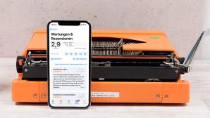 App-Bewertungen unter iOS abschalten ©COMPUTER BILD