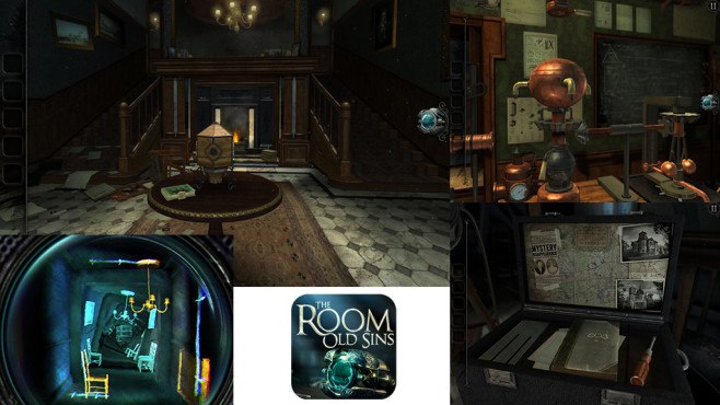 The Room – Old Sins ©Fireproof Games