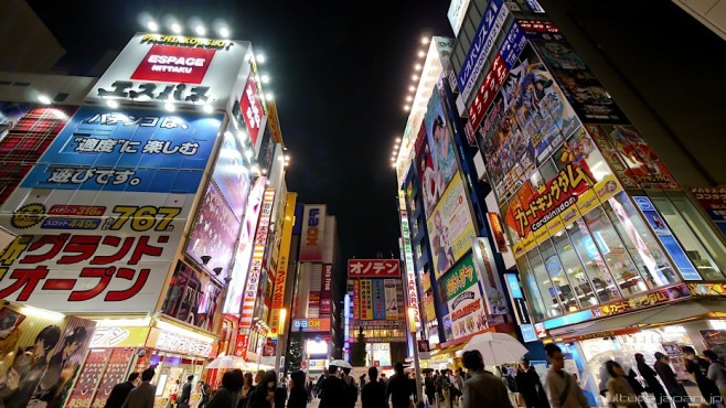Akihabara © Japan Tourist Office