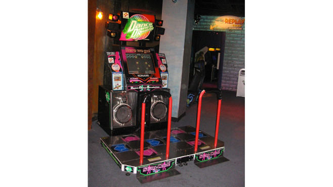 Dance Dance Revolution © Wikipedia