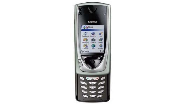 Nokia 7650 ©Nokia