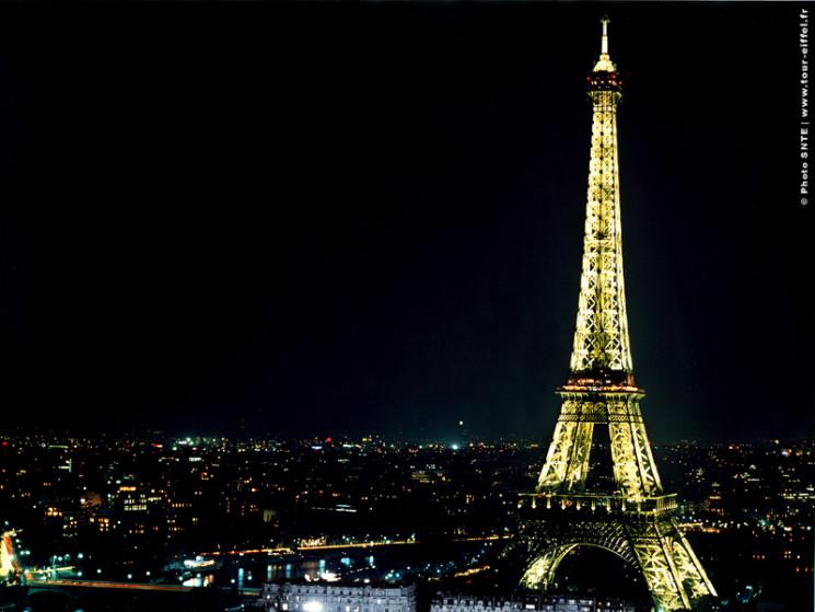 Paris Eiffelturm Wallpaper Besuch Auf Dem Eiffelturm