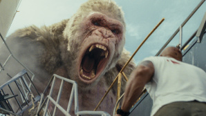 Rampage � Big Meets Bigger © Warner Bros.