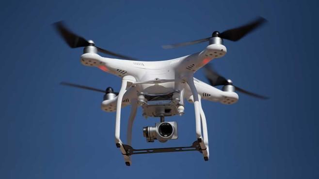 Drohne am Himmel ©pixabay