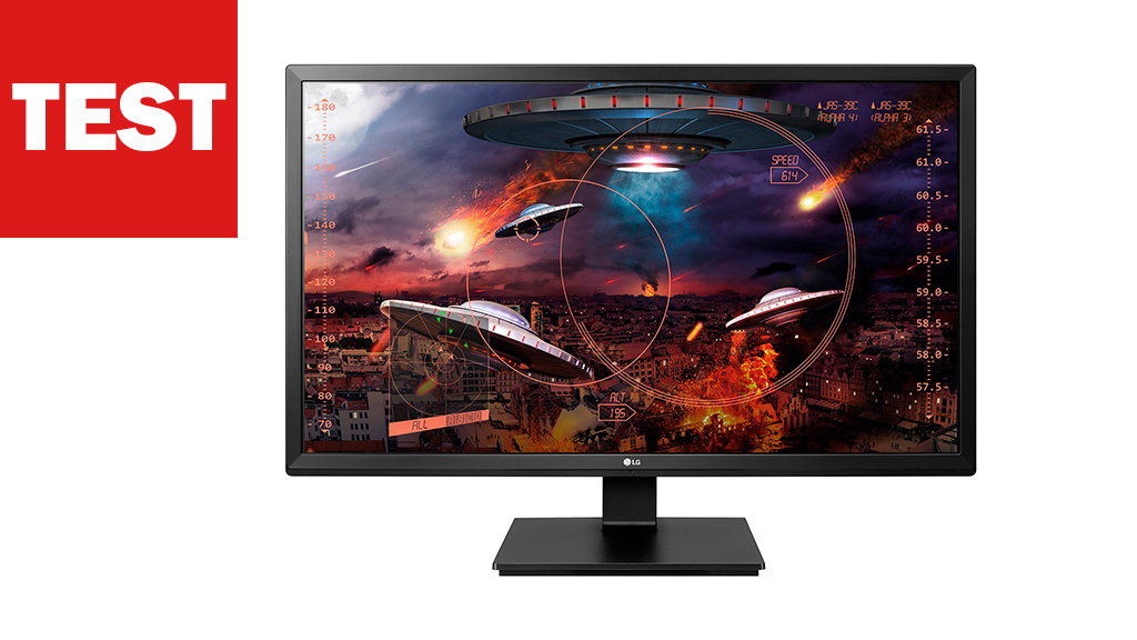LG 27UD59P-B: Test des günstigen 4K-Monitors