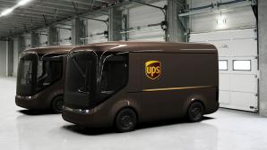 Der neue UPS-eTransporter ©UPS