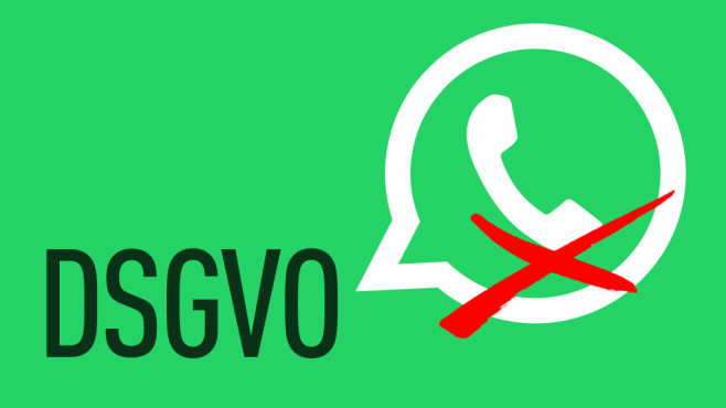 WhatsApp bald illegal? © WhatsApp