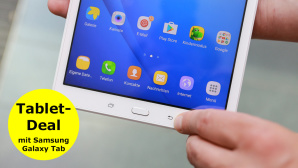 Tablet-Deal von Sparhandy © Samsung