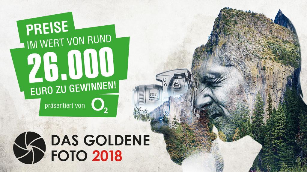 Goldenes Foto 2018: Preise in der Übersicht