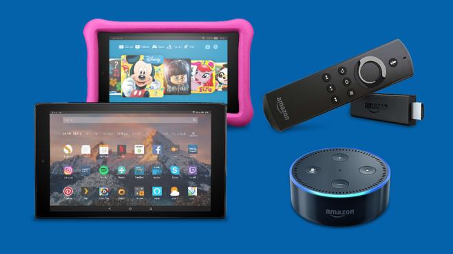 Amazon-Technik im Angebot©Amazon