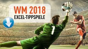 WM 2018 Excel Tippspiel ©iStock.com/Dmytro Aksonov