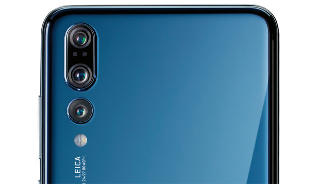 Jetzt bewerben: Huawei P20 Pro testen ©Huawei