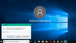 Windows 10 1803: Programme als Administrator ausf�hren � per Ausf�hren-Dialog Der Ausf�hren-Dialog ist um zus�tzlichen Komfort reicher, der Nutzer kommt bequemer ans Ziel. ©COMPUTER BILD