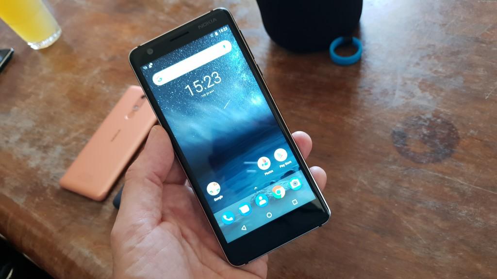 Nokia 3.1: Bildschirm ©COMPUTER BILD