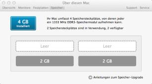 Mac OS X ©COMPUTER BILD