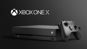 Xbox One X ©Microsoft