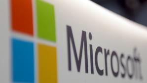 Microsoft-Logo ©dpa-Bildfunk