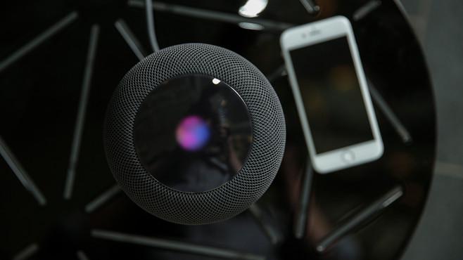 Apple HomePod ©COMPUTER BILD, Cornelius Braun