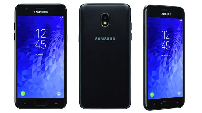 Samsung Galaxy J3 (2018) ©Samsung