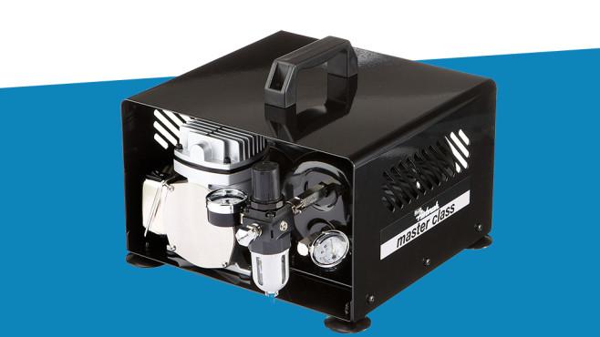 Airbrush-Kompressor master.class 39138©Revell